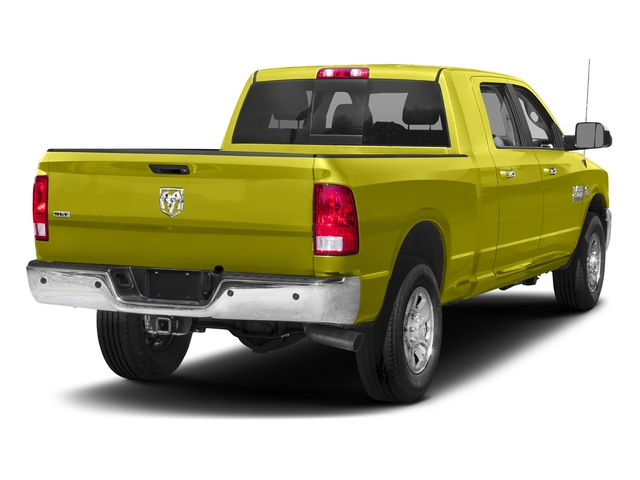 National Safety Yellow 2018 Ram Truck 2500 Pictures 2500 SLT 4x4 Mega Cab 6'4 Box photos rear view