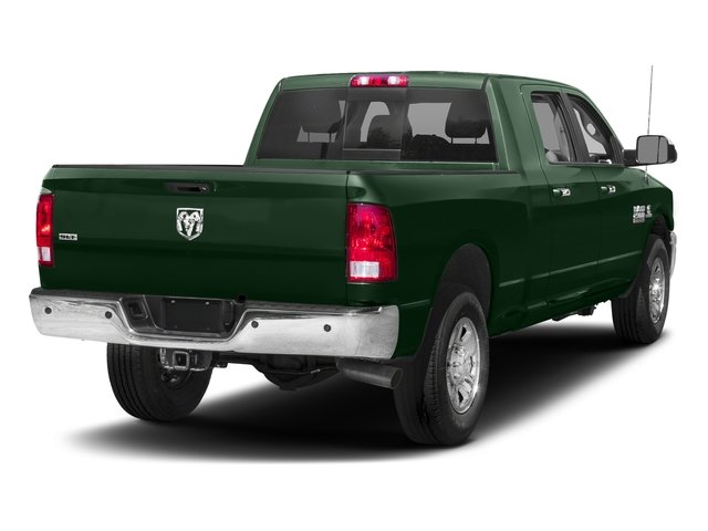 Timberline Green Pearlcoat 2018 Ram Truck 2500 Pictures 2500 SLT 4x4 Mega Cab 6'4 Box photos rear view