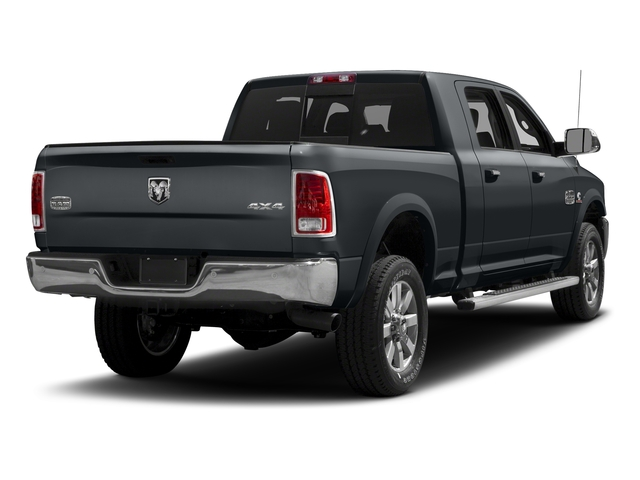 Maximum Steel Metallic Clearcoat 2018 Ram Truck 2500 Pictures 2500 Limited 4x2 Mega Cab 6'4 Box photos rear view