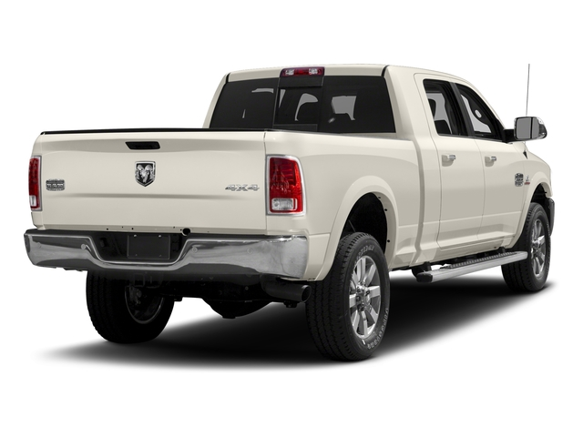 Pearl White 2018 Ram Truck 2500 Pictures 2500 Limited 4x2 Mega Cab 6'4 Box photos rear view