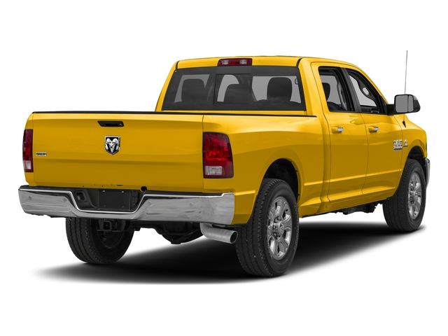 Yellow 2018 Ram Truck 2500 Pictures 2500 SLT 4x2 Crew Cab 6'4 Box photos rear view