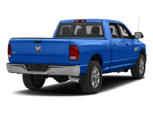New Holland Blue 2018 Ram Truck 2500 Pictures 2500 SLT 4x2 Crew Cab 6'4 Box photos rear view