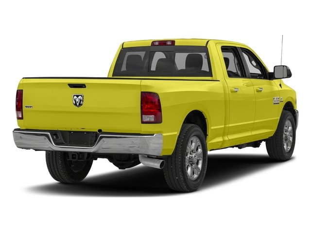 National Safety Yellow 2018 Ram Truck 2500 Pictures 2500 SLT 4x2 Crew Cab 6'4 Box photos rear view