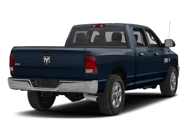 True Blue Pearlcoat 2018 Ram Truck 2500 Pictures 2500 SLT 4x2 Crew Cab 6'4 Box photos rear view