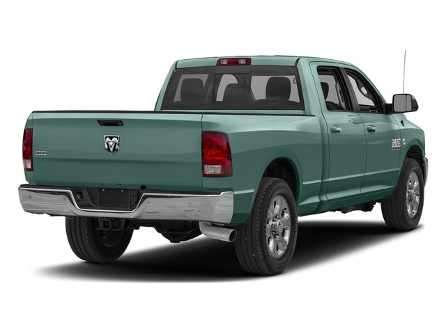 Light Green 2018 Ram Truck 2500 Pictures 2500 SLT 4x2 Crew Cab 6'4 Box photos rear view