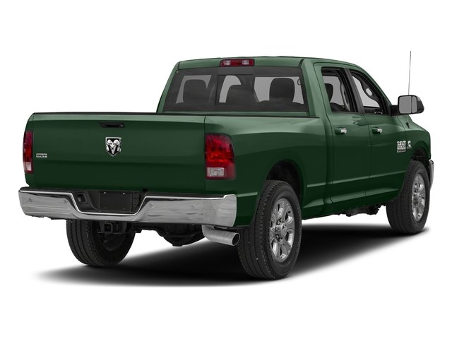 Timberline Green Pearlcoat 2018 Ram Truck 2500 Pictures 2500 SLT 4x2 Crew Cab 6'4 Box photos rear view