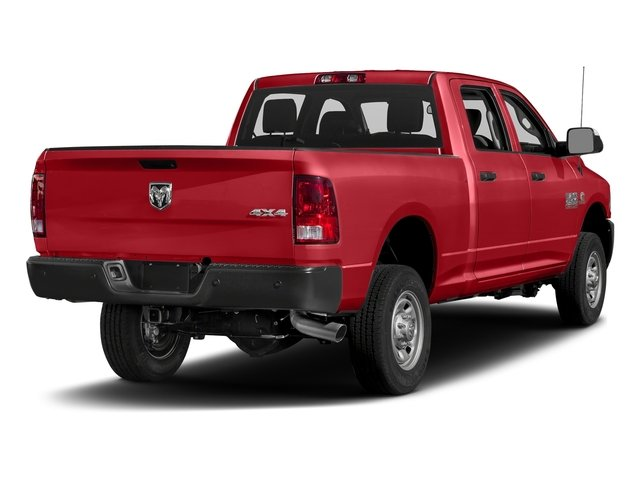 Bright Red 2018 Ram Truck 2500 Pictures 2500 Tradesman 4x4 Crew Cab 8' Box photos rear view