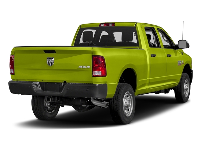 National Safety Yellow 2018 Ram Truck 2500 Pictures 2500 Tradesman 4x4 Crew Cab 8' Box photos rear view