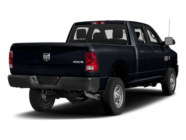 Midnight Blue Pearlcoat 2018 Ram Truck 2500 Pictures 2500 Tradesman 4x4 Crew Cab 8' Box photos rear view