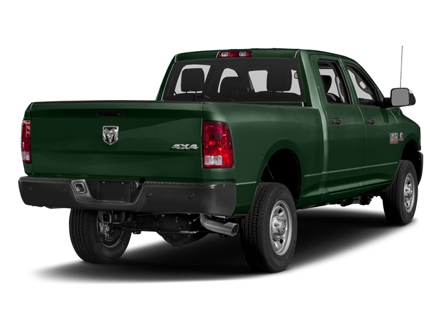 Timberline Green Pearlcoat 2018 Ram Truck 2500 Pictures 2500 Tradesman 4x4 Crew Cab 8' Box photos rear view