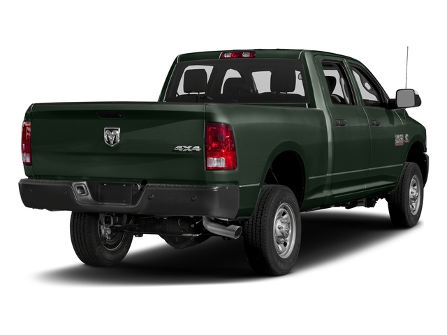Black Forest Green Pearlcoat 2018 Ram Truck 2500 Pictures 2500 Tradesman 4x4 Crew Cab 8' Box photos rear view