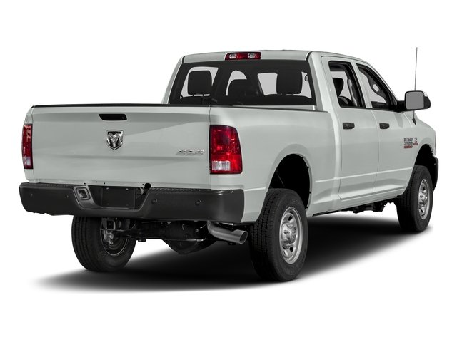 Bright White Clearcoat 2018 Ram Truck 2500 Pictures 2500 Tradesman 4x4 Crew Cab 8' Box photos rear view