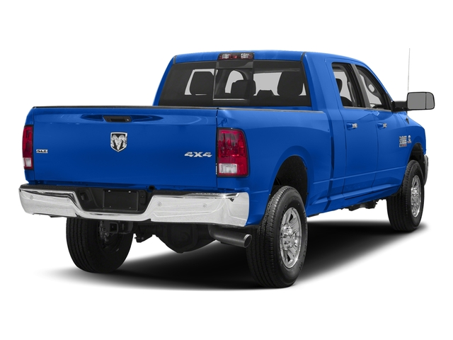 New Holland Blue 2018 Ram Truck 3500 Pictures 3500 Mega Cab Bighorn/Lone Star 2WD photos rear view
