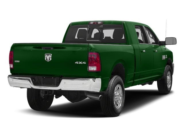 Tree Green 2018 Ram Truck 3500 Pictures 3500 Mega Cab Bighorn/Lone Star 2WD photos rear view