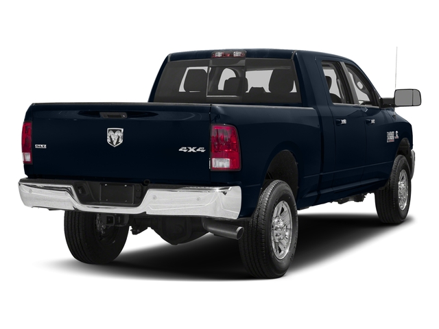 True Blue Pearlcoat 2018 Ram Truck 3500 Pictures 3500 Mega Cab Bighorn/Lone Star 2WD photos rear view