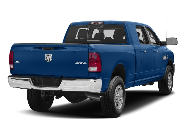 Blue Streak Pearlcoat 2018 Ram Truck 3500 Pictures 3500 Mega Cab Bighorn/Lone Star 2WD photos rear view