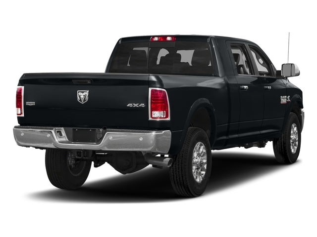 Maximum Steel Metallic Clearcoat 2018 Ram Truck 3500 Pictures 3500 Limited 4x4 Mega Cab 6'4 Box photos rear view