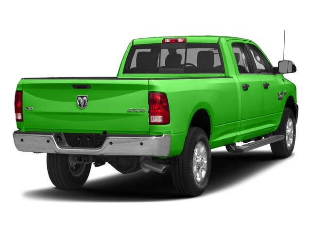 Hills Green 2018 Ram Truck 3500 Pictures 3500 Big Horn 4x4 Crew Cab 8' Box photos rear view