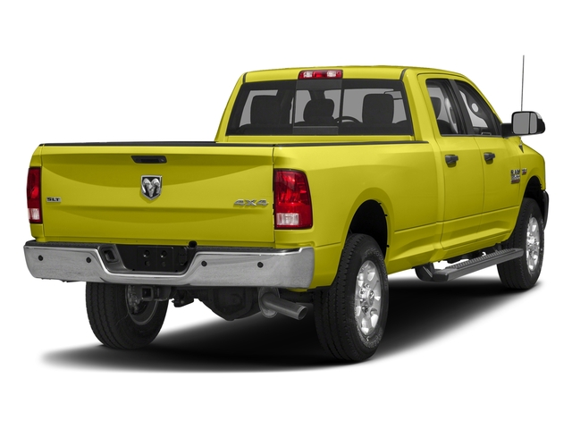 National Safety Yellow 2018 Ram Truck 3500 Pictures 3500 Big Horn 4x4 Crew Cab 8' Box photos rear view