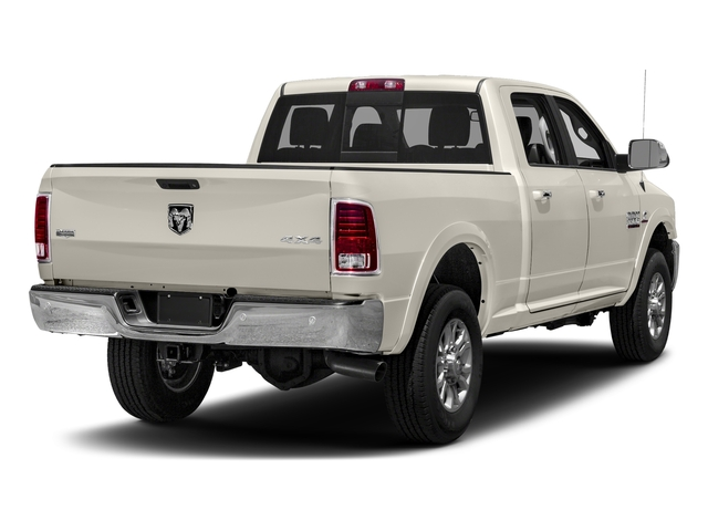 Pearl White 2018 Ram Truck 3500 Pictures 3500 Limited 4x2 Crew Cab 6'4 Box photos rear view