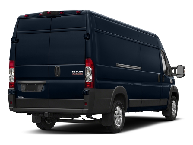 True Blue Pearlcoat 2018 Ram Truck ProMaster Cargo Van Pictures ProMaster Cargo Van 3500 High Roof 159 WB EXT photos rear view