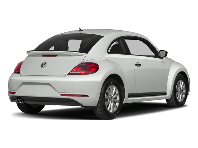Pure White 2018 Volkswagen Beetle Pictures Beetle S Auto photos rear view