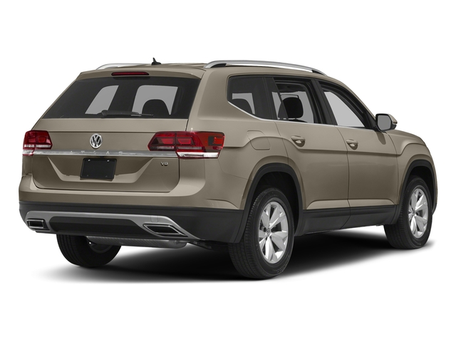 Titanium Beige Metallic 2018 Volkswagen Atlas Pictures Atlas 3.6L V6 SEL 4MOTION photos rear view