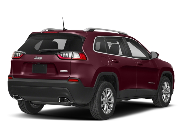 Velvet Red Pearlcoat 2019 Jeep Cherokee Pictures Cherokee Latitude Plus FWD photos rear view