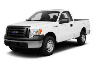 2010 Ford F-150 Values