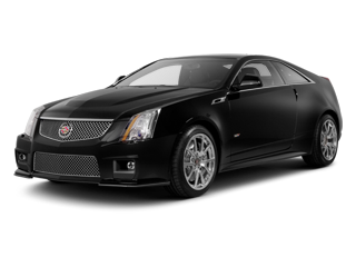 2011 Cadillac CTS-V Coupe