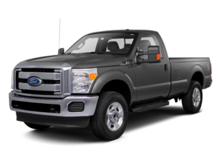 2011 Ford Super Duty F-250 SRW Prices and Values Crew Cab XLT 4WD