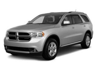 2012 Dodge Durango Prices and Values Utility 4D Police 4WD
