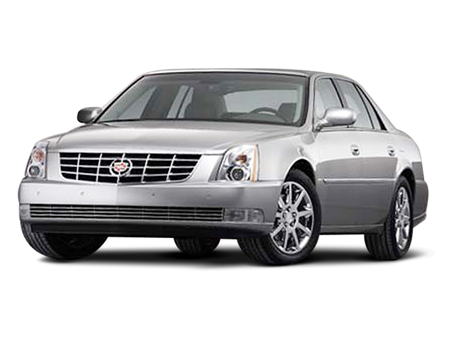 2008 cadillac dts Specs and Performance