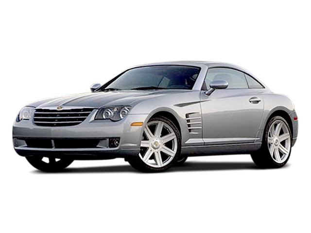 2008 chrysler crossfire Specs and Performance