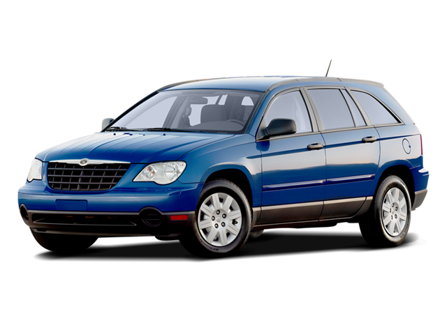 2008 chrysler pacifica Specs and Performance