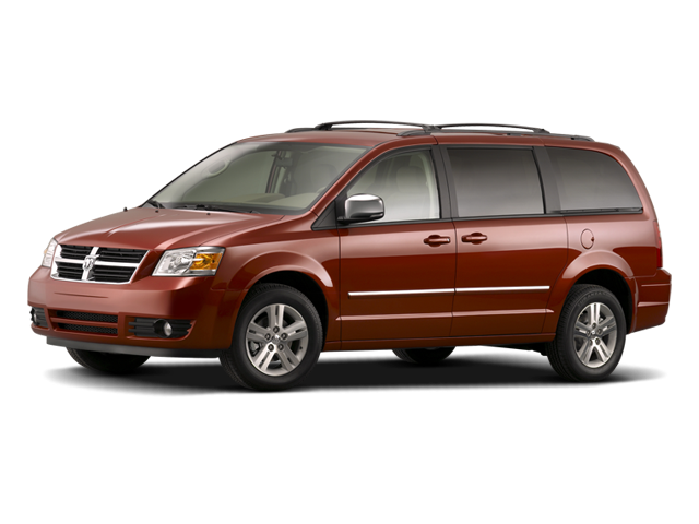 2008 dodge grand-caravan Specs and Performance