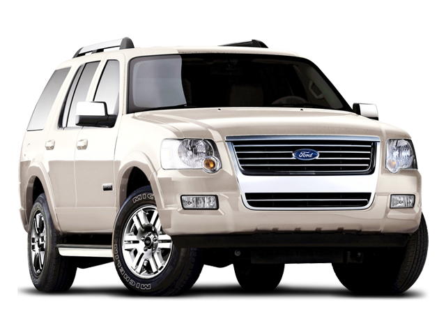 2008 ford explorer Specs and Performance