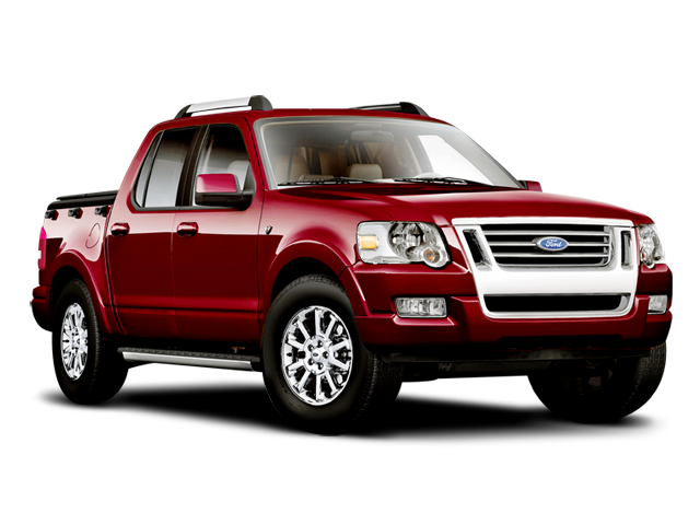 2008 Ford Explorer Sport Trac Ratings Pricing Reviews And Awards J D Power