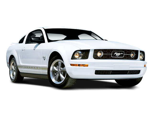 2008 ford mustang Specs and Performance