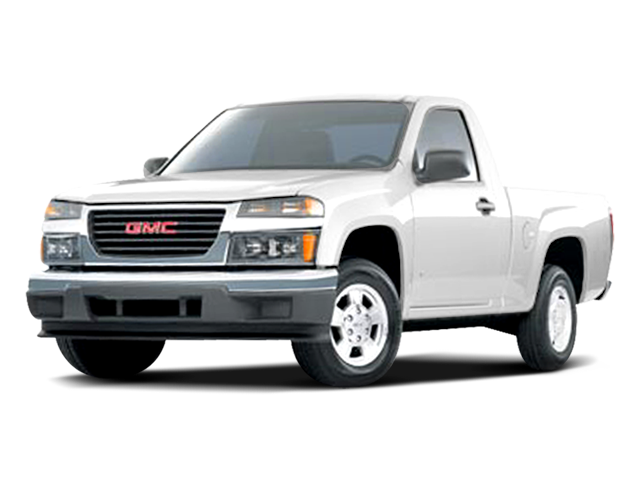 2008 gmc canyon Specs and Performance