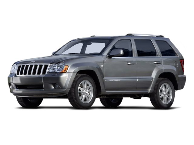 2008 jeep grand-cherokee Specs and Performance