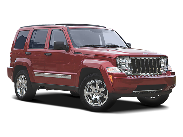 2008 jeep liberty Specs and Performance