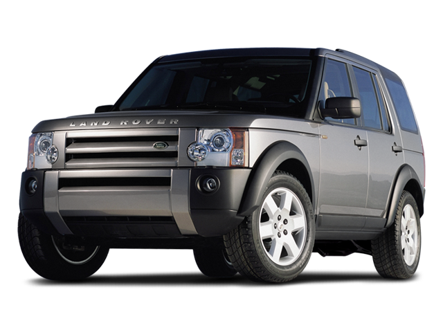 2008 land-rover lr3 Specs and Performance