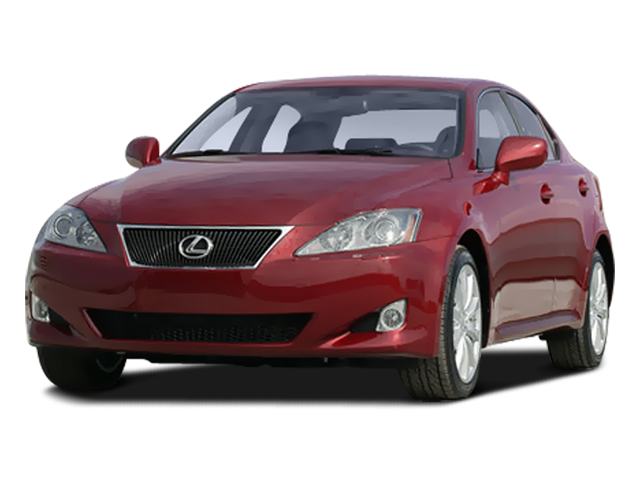 2008 lexus is-250 Specs and Performance