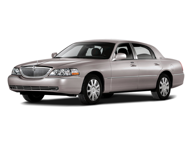 2008 lincoln town-car Specs and Performance