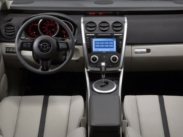 2008 Mazda Cx 7 Ratings Pricing Reviews And Awards J D Power