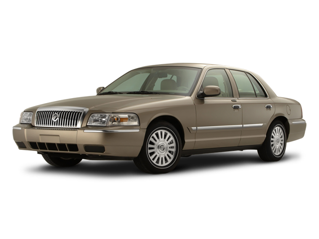 2008 mercury grand-marquis Specs and Performance