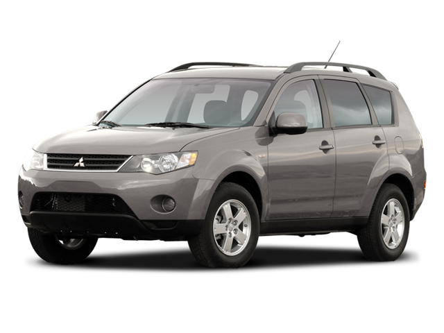 2008 mitsubishi outlander Specs and Performance