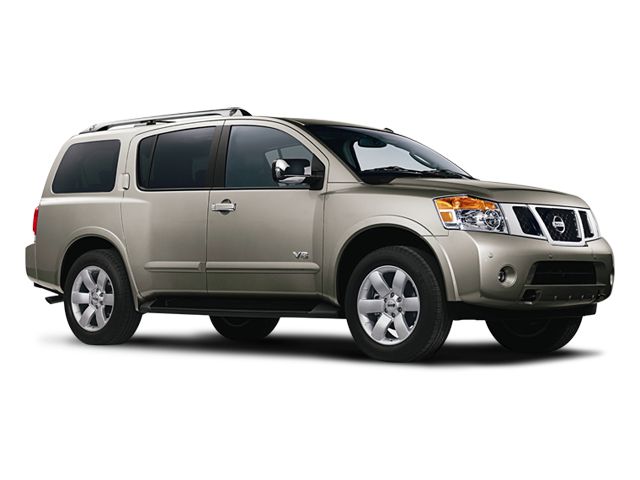 2008 nissan armada Specs and Performance