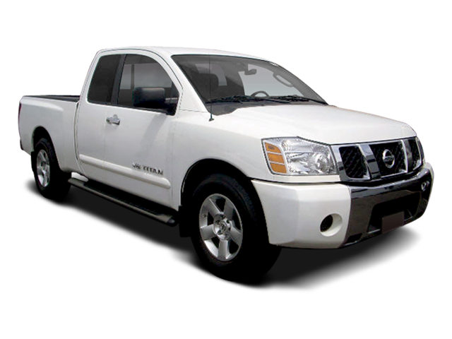 2008 nissan titan Specs and Performance